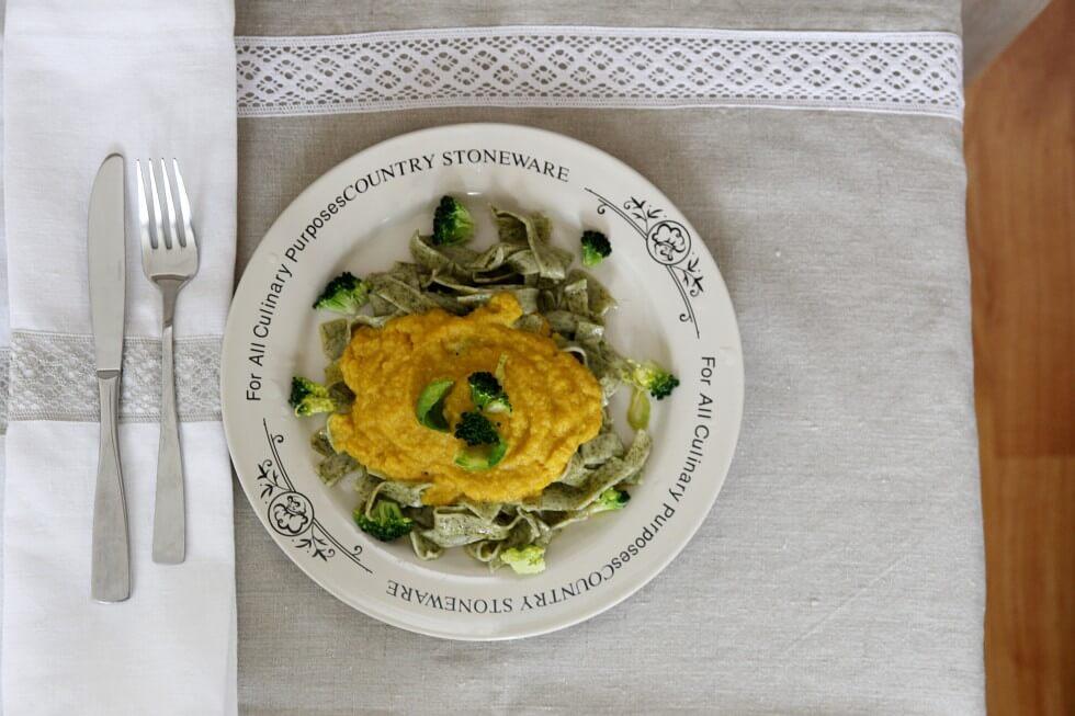 Jednoduchá zeleninová omáčka