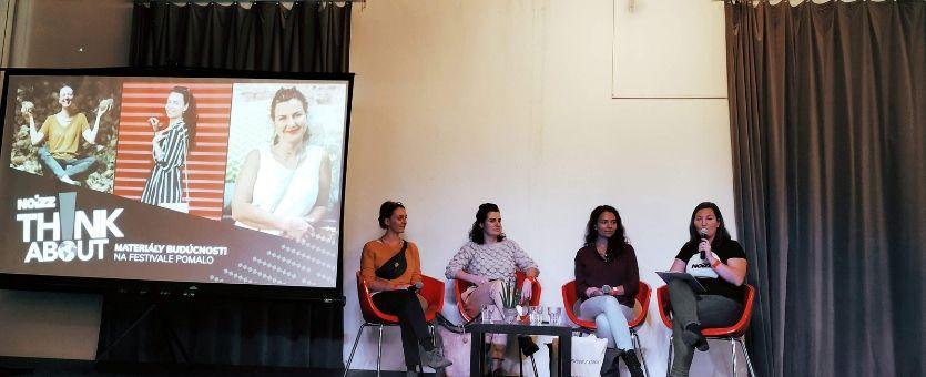 POMALO Festival udržateľnosti a Zdravé zdravie - prednášky