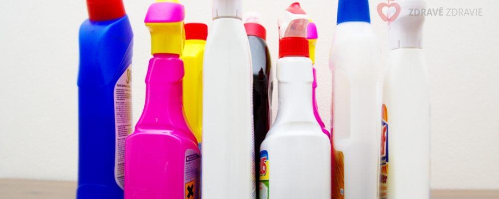 Čo nám výrobcovia taja o čistiacich prostriedkoch