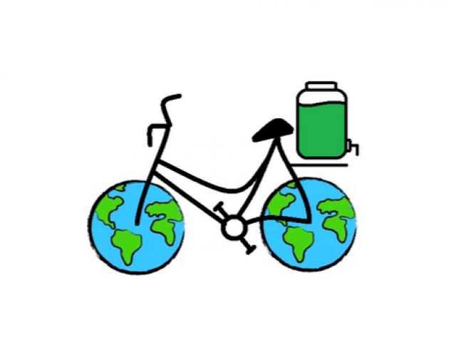 Bez obalu na bicykli