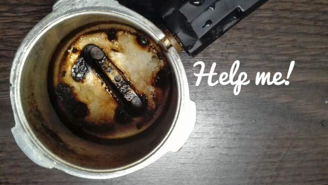 Ako vyčistiť kávové usadeniny
